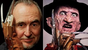 Wes Craven and Freddy Krueger updated