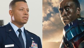 Terrence Howard - Don Cheadle 3